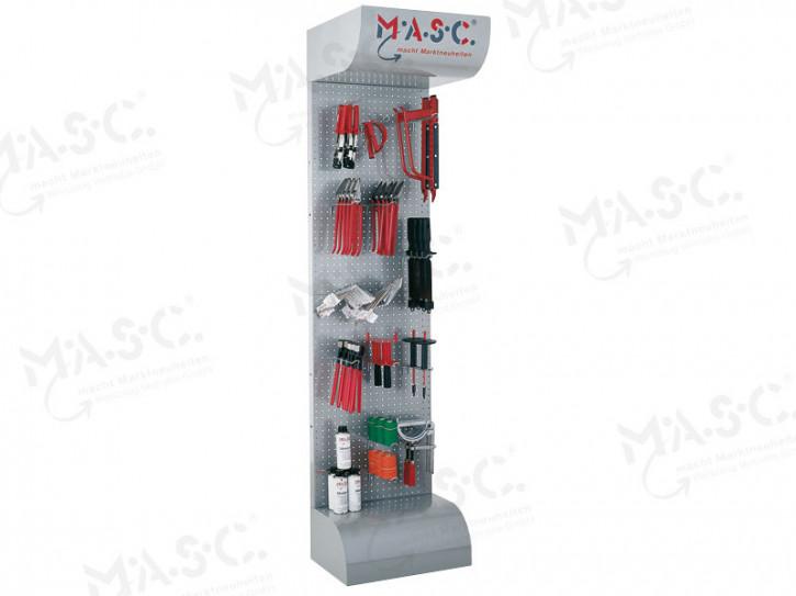 MASC Ausstellungswand Neu 470x330x202mm, 3-teilig,im Karton.
