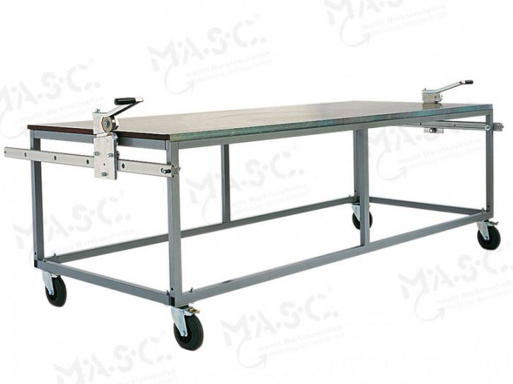 MASC S10 Serie - Modularer Arbeitstisch