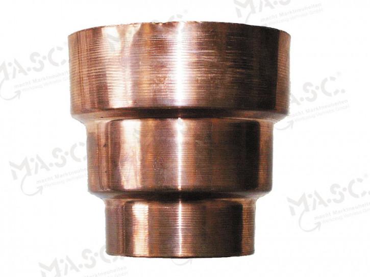 Masc Reduzierstücke Kupfer/ Zink