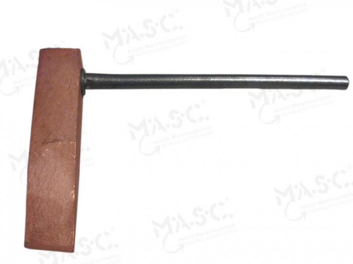Lötkolbenhammerstück geschmiedet,350gr.