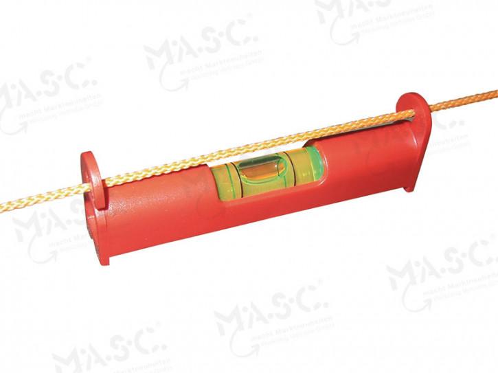 MASC Rinnenschnurwasser-Waage. Neu leichte Form.